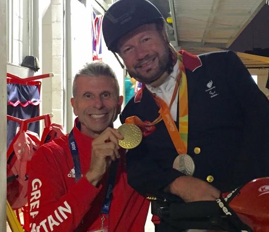 Michel Assouline Olympics