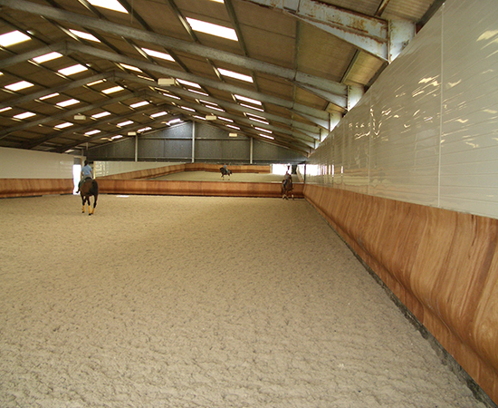 Indoor Dressage Facility